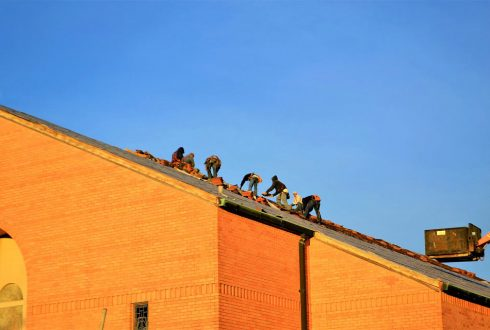 Roof Repair & Replacement Services